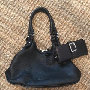 Cole Haan Leather Tote and Wallet
